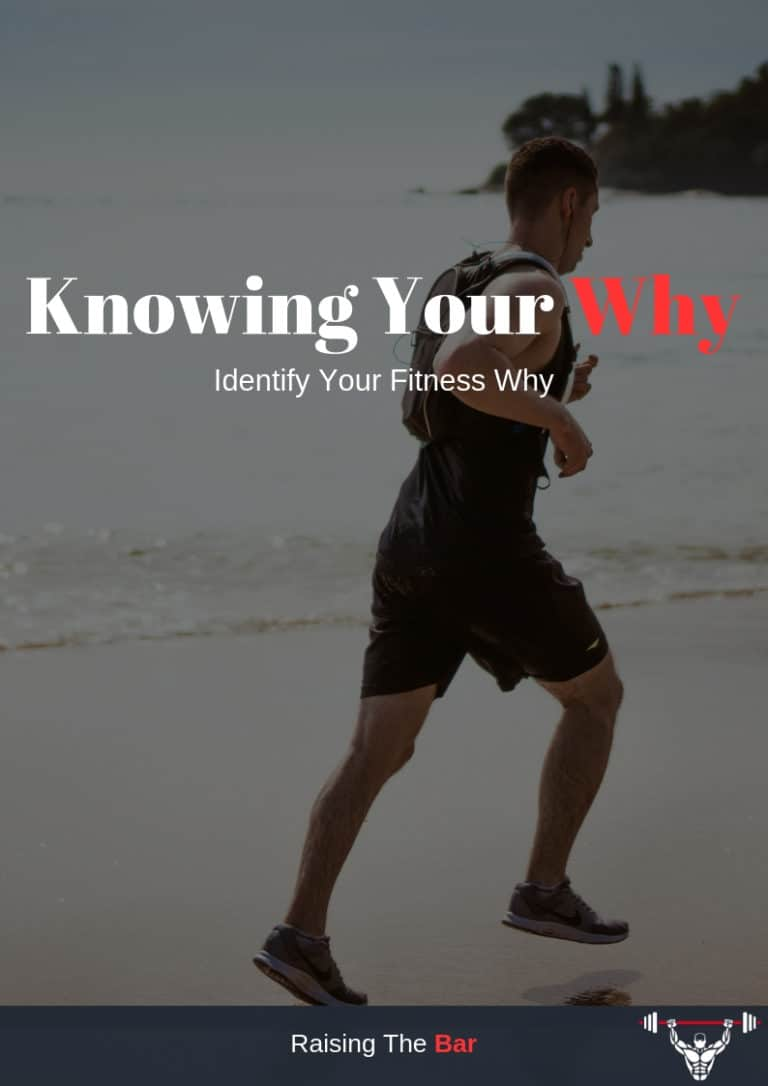 Raising the bar knowing your why pdf cover
