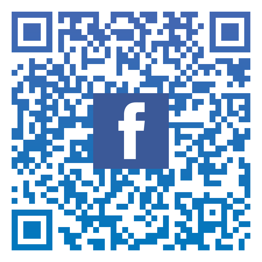 Facebook qr code linking back to the raising the bar fitness facebook page