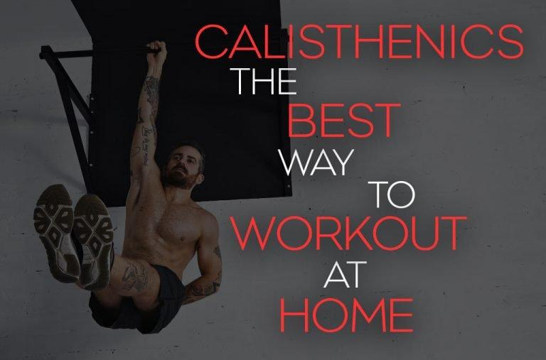 Calisthenics blog title image