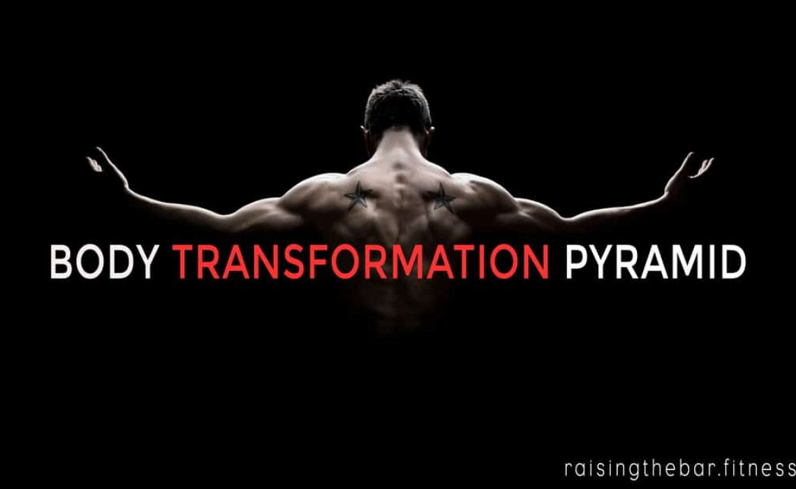 R asing the bar body transformation pyramid of success cover picture